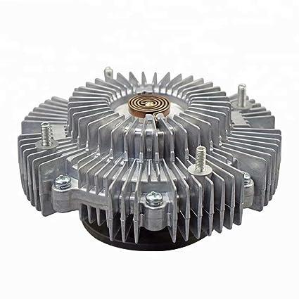 Amazon.com: Engine Cooling Fan Clutch Fits for Toyota Land Cruiser Tundra Lexus LX470 LS400 1UZFE OEM# 16210-50021: Automotive