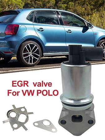 likeitwell - Válvula de Control EGR para VW Polo 03D131503B Method ...