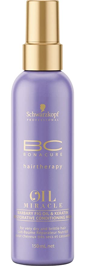f30f90daa0 Schwarzkopf BC Miracle Barbary Fig Oil Treatment: Amazon.co.uk: Beauty