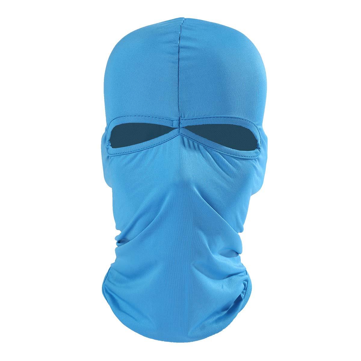 Cozylkx Balaclava Ski Mask Windproof Quick Dry Full Face Mask UV Protection TM 14142