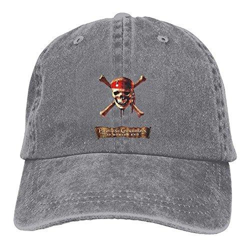 zengjiansm Adults Pirates Caribbean Adjustable Casual Cl Baseball Cap Retro Cowboy Hat Cotton Dyed Caps: Amazon.es: Deportes y aire libre