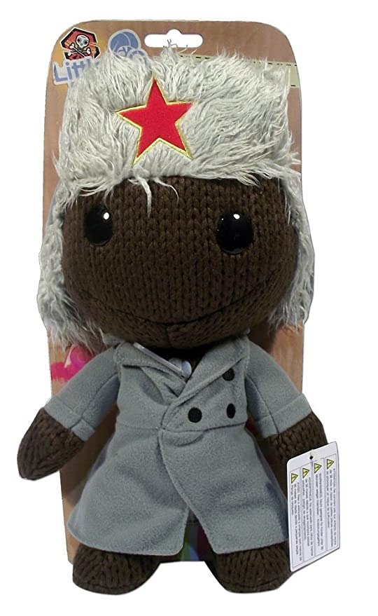 Sackboy Yuri 33cm Plush by LittleBigPlanet