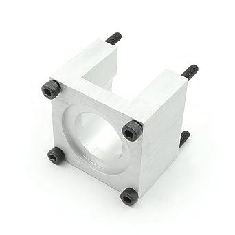 Nema23 Stepper Motor Mount Bracket Block Base+4Pcs install Screws for CNC Router