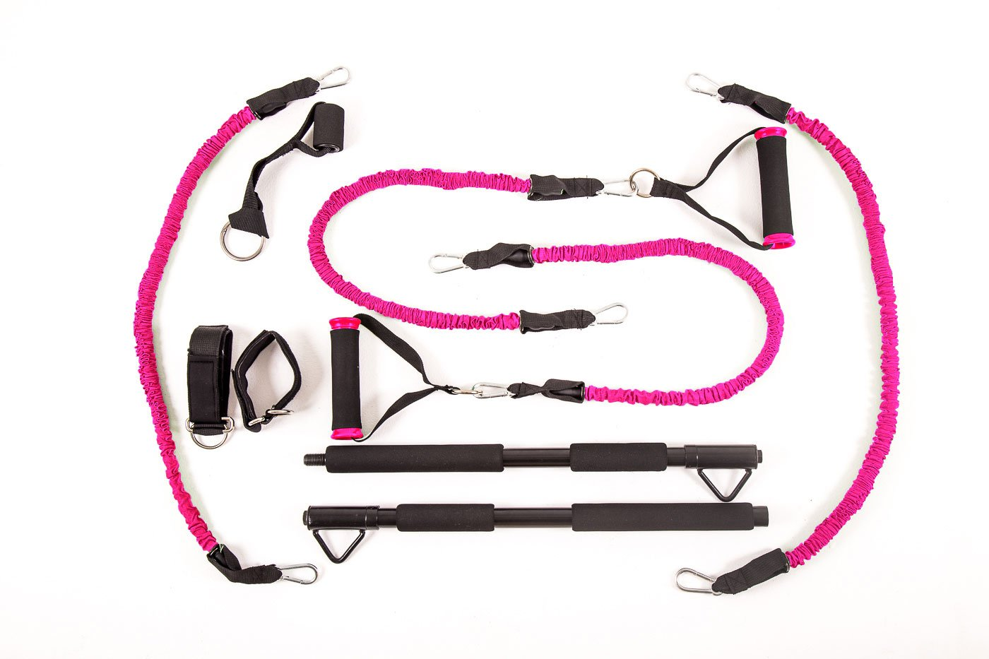 BodyBoss Home Gym 2.0 - Full Portable Gym - Full Body Workouts for Home, Travel or Anywhere You Take It. by BodyBoss (Image #4)