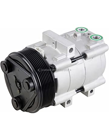 AC Compressor & A/C Clutch For Ford F-150 F-250 F