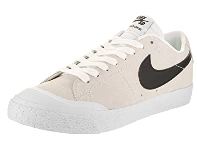 24fe34fa5033 Nike SB Blazer Zoom Low XT Mens Skateboarding-Shoes 864348-101 11. 5 - Summit  White Black White  Buy Online at Low Prices in India - Amazon.in