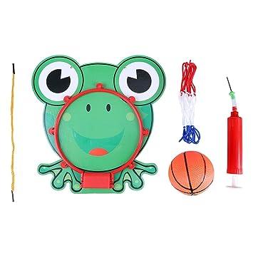 Acogedor - Set de pelota de baloncesto para niños, diseño de jaula ...