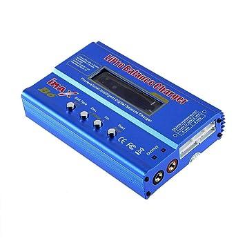 Starriver iMAX B6 80W RC Cargador de batería Lipo NiMh ...
