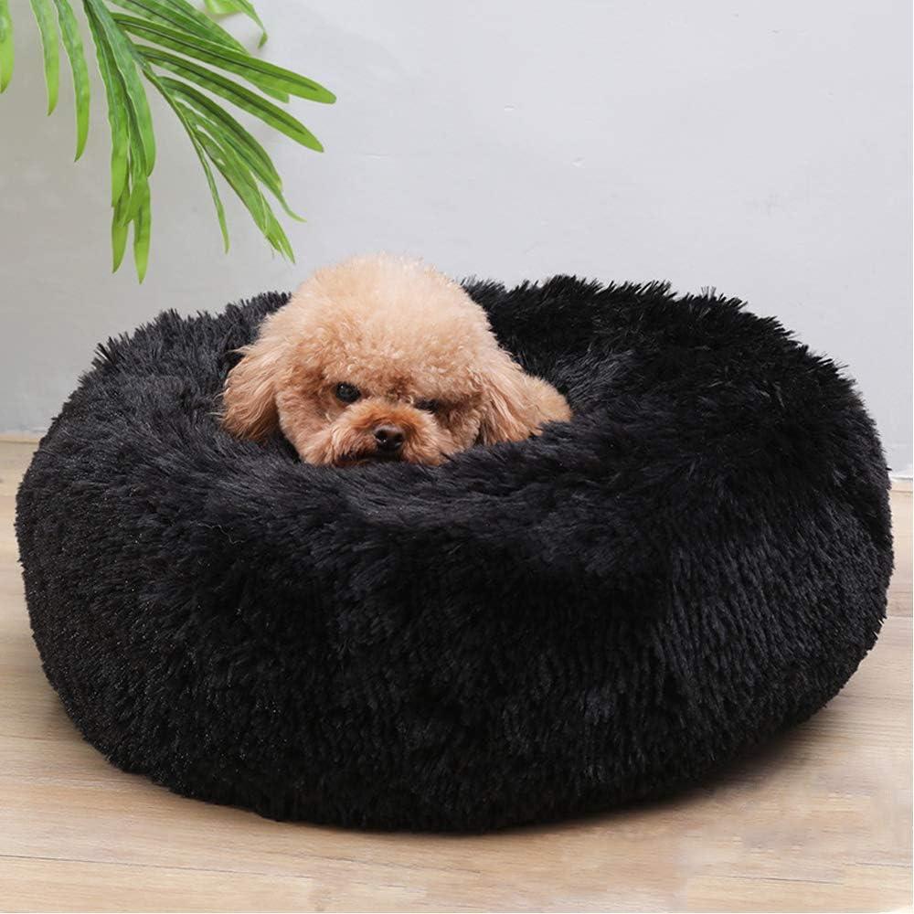 AAHH Cama calmante para Mascotas | Cama cálida de Felpa ortopédica, 10 Colores y 8 tamaños a un Precio asequible