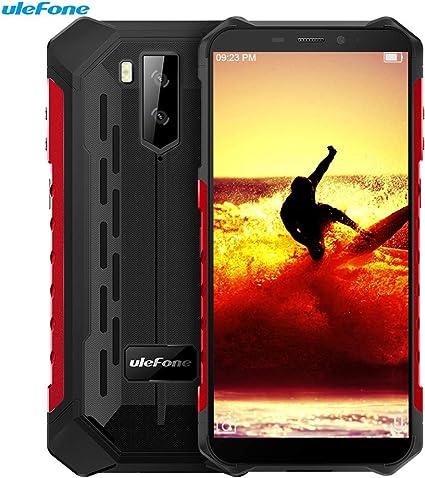 Rugged Smartphone IP68, Ulefone Armor X3 Móviles Oferta Antigolpes, 5000 mAh, 5.5