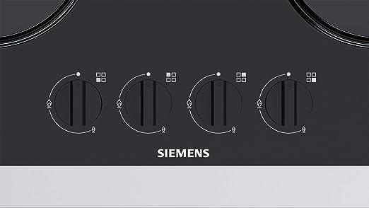 Siemens EN6B6PB10 - Placa de gas para cocina ...