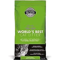 World's Best Cat Litter, Klumpande, biologiskt nedbrytbar, original 3,18 kg