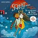 Scarlet und der Zauberschirm: Die wundersame Reise durch die Nacht Hörbuch von Cerrie Burnell Gesprochen von: Cathlen Gawlich