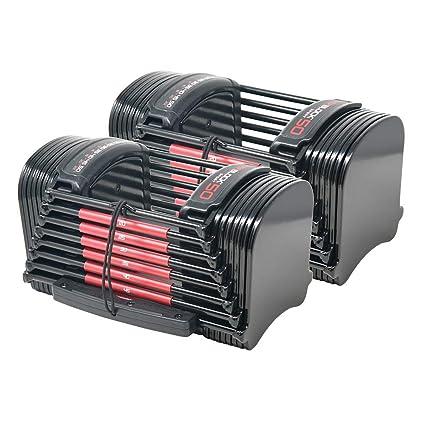 Power Block - Juego de 50 Bloques (1 par, 10 a 50 Libras)