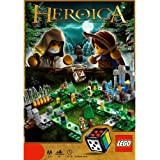 Lego HEROICA Waldurk Forest 3858 (japan import)