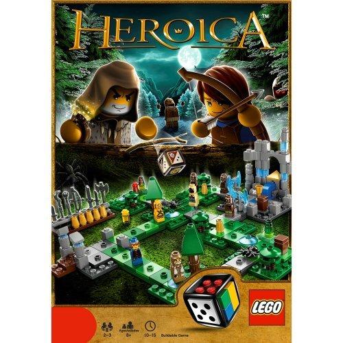 LEGO Heroica Waldurk Forest 3858 by LEGO