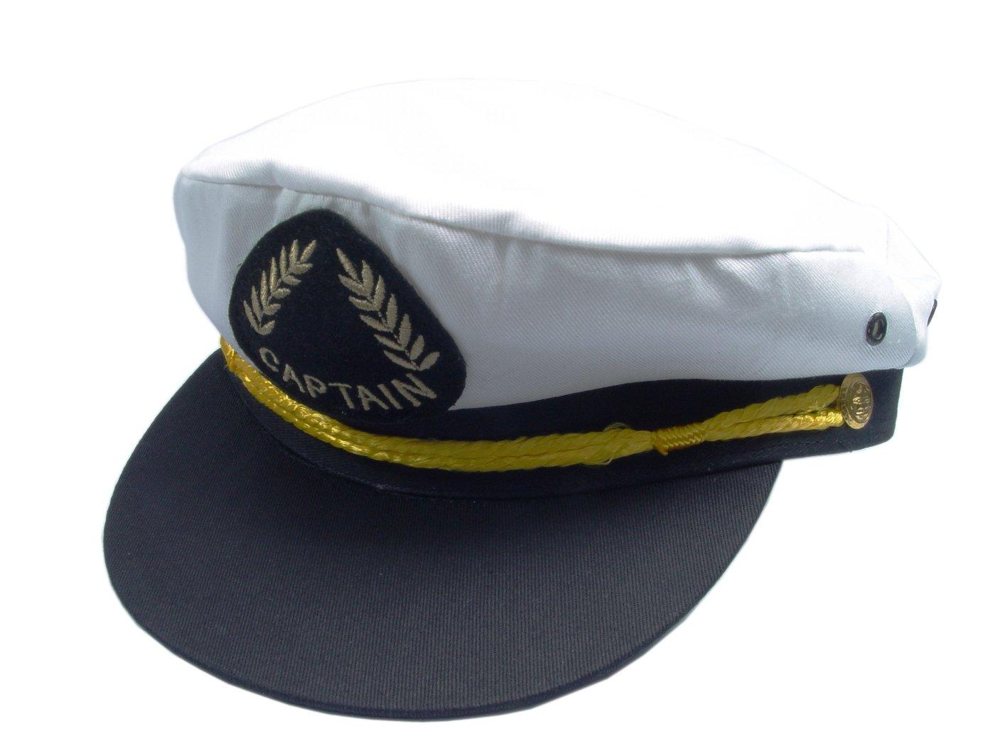 Nauticalia London asquette de capitaine