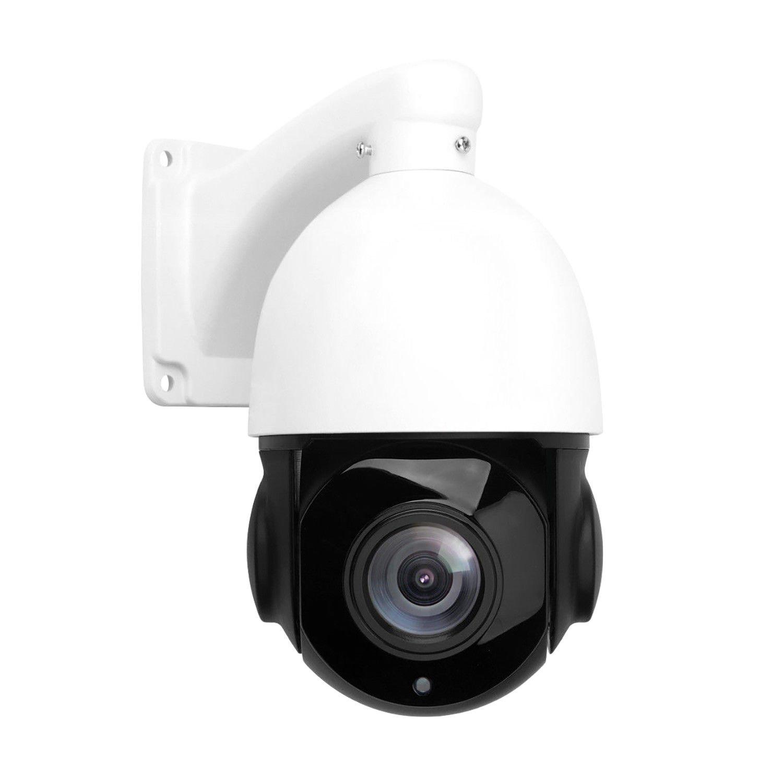 ランキング第1位 FidgetGear Built-in POE 30X Zoom 5MP Outdoor HD PTZ IP Speed Dome Camera IR Night Vision   B07QLQNTQH, elaine fashion 16c46b97