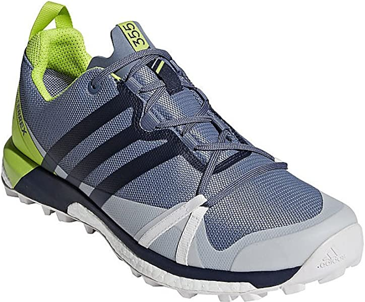 adidas outdoor Men's Terrex Agravic GTX Raw SteelCollegiate