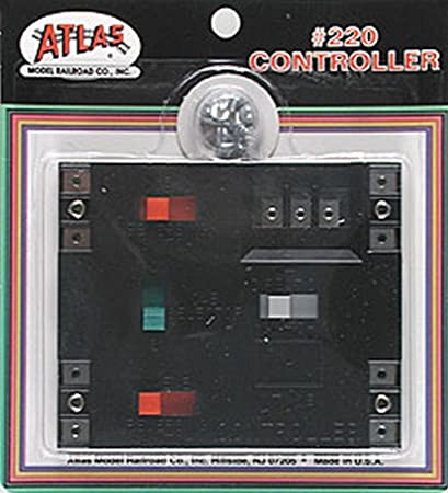 amazon com atlas ho \u0026 n controller trains toys \u0026 gamesWire An Atlas Selector Or Two A Good Atlas Book And A Second Power #10