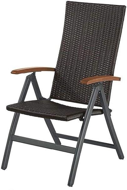 Amazon De Florabest Garten Sessel Geflechsessel Geflecht Sessel Gartensessel Gartenstuhl Gartenmobel