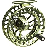 TFO BVK Series Super Large Arbor Fly Fishing Reels and Line Holder Spools from Temple Fork Outfitters