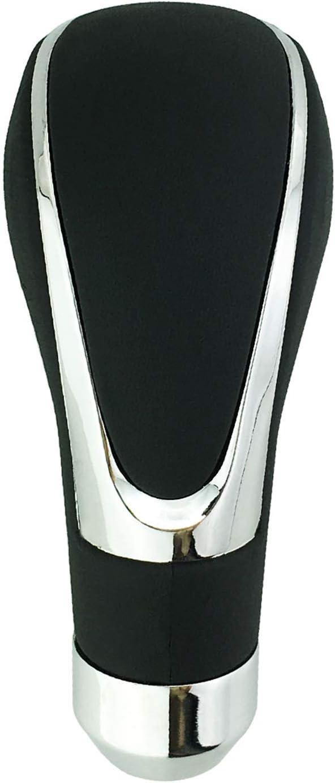 AUTUT Car Gear Shift Knob 5 Speed Manual Black