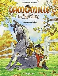 CAMOMILLE ET LES CHEVAUX T01