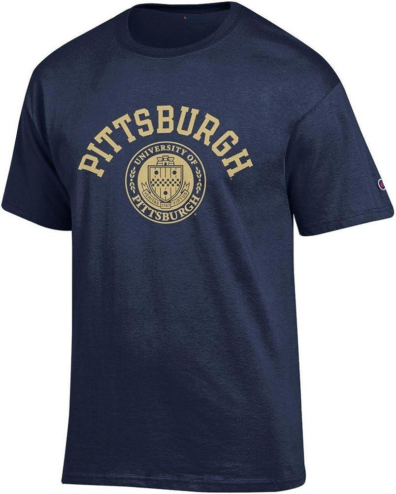 Elite Fan Shop NCAA Mens T Shirt Team Seal