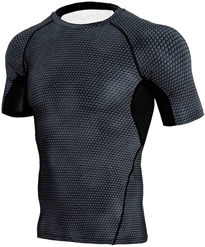 Men Fashion GYM Long Sleeve Apparel Fitness Clothing Bodybuilding Shirts Clothes