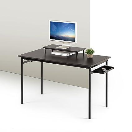 Genial Amazon.com: Zinus Tresa Computer Desk / Workstation In Espresso, Small:  Kitchen U0026 Dining