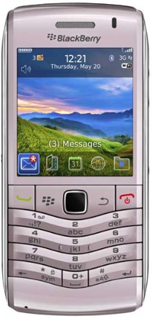BlackBerry Pearl 3G 9105 Pink Smartphone - Unlocked: Amazon.es ...