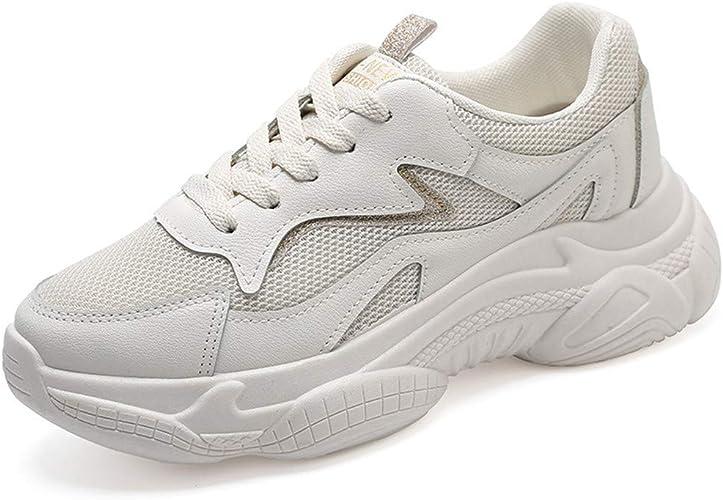 Chlch Slip-On - Zapatillas de Deporte para Caminar (cómodas y ...