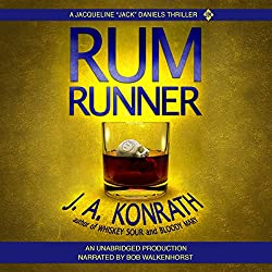 Rum Runner - A Thriller