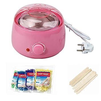 Kit de depilación, Calentador de cera para depilación Calentador ...