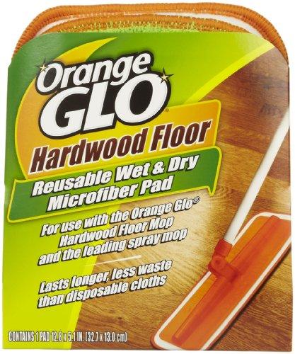 Orange Glo Polish Cleaner - Orange Glo Wet & Dry Cleaner Pad