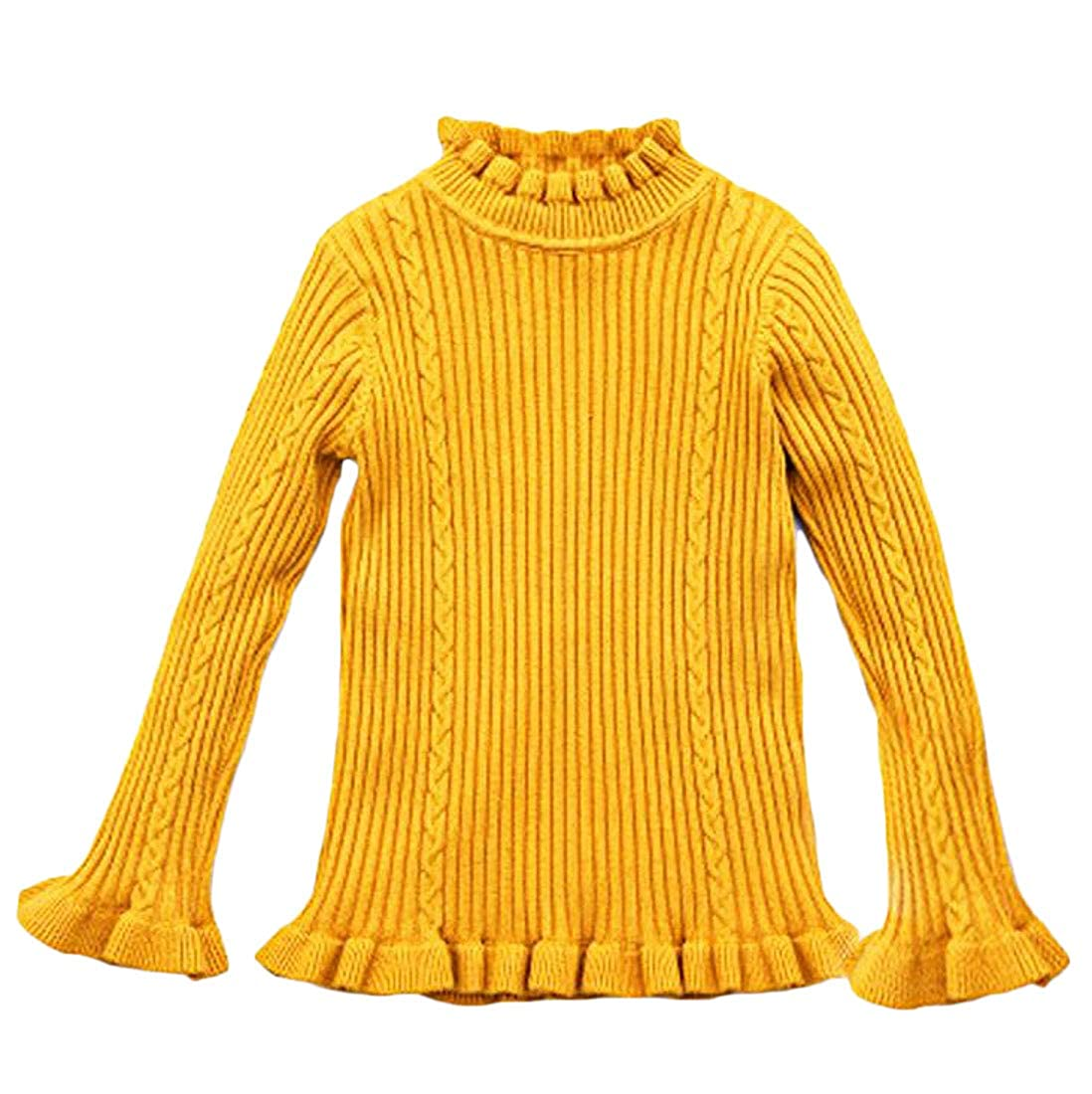 Easonp Girls Fit Fashion Jumper Knitted Pullover Cute Sweater