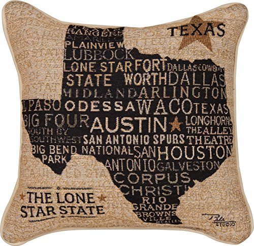 Lone Star Throw (17