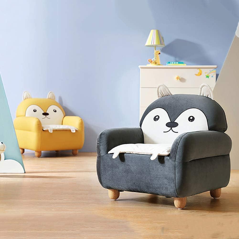 Amazon.com: Sillones tapizados para niños, sofá, silla de ...
