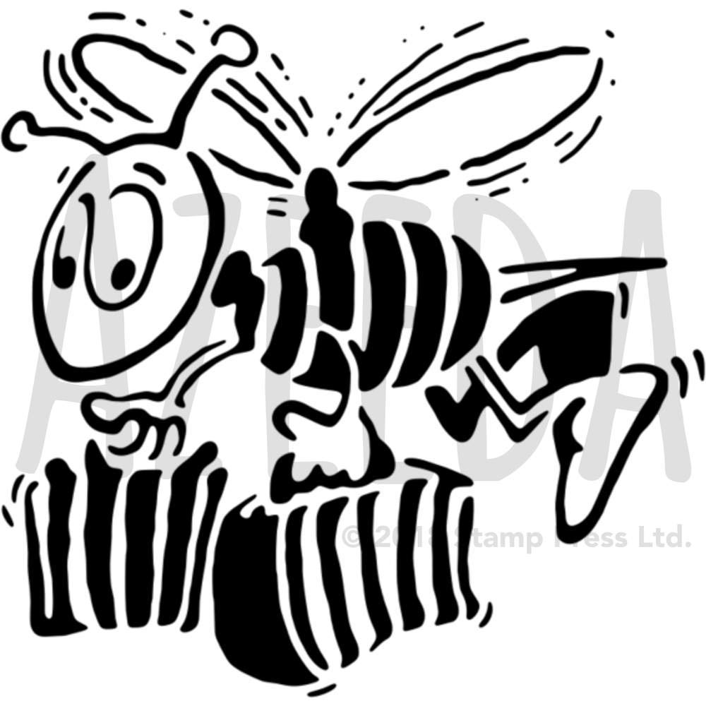 Image Result For Bee Silhouette Bee Stencil Bee Stencils 5