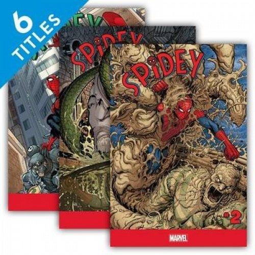 Download Spidey pdf epub