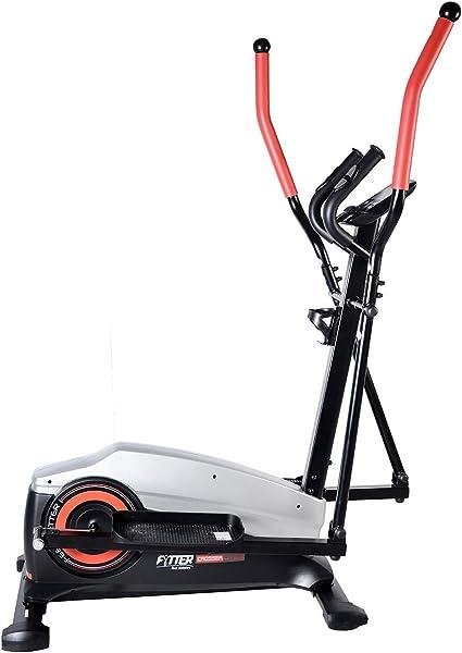 Fitter Bicicleta elíptica CR-06R: Amazon.es: Deportes y aire libre