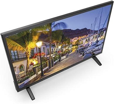 TD Systems K24DLM7H - Televisor Led 24 Pulgadas HD, resolución 1366 x 768, HDMI, VGA, USB Reproductor y Grabador.: Amazon.es: Electrónica