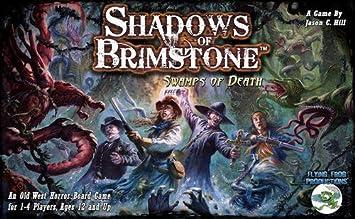 [FINALIZADA, Parte 2] Miércoles 13 de Junio. Shadows of Brimstone 61yCNzCGtuL._SX355_