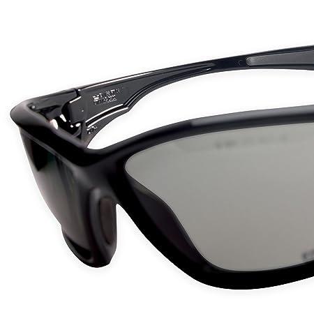 Amazon.com  Bolle Tactical SWAT Ballistic Sunglasses - Smoke Lens Black  Frame  Home Improvement 31123128e2