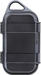 Pelican GOG400-0000-DGRY Go G40 Case - Waterproof Case (Anthracite/Grey)