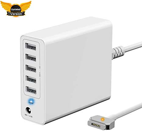 Amazon.com: 【Updated Version】 Wakeach 85W Wall Charger for ...