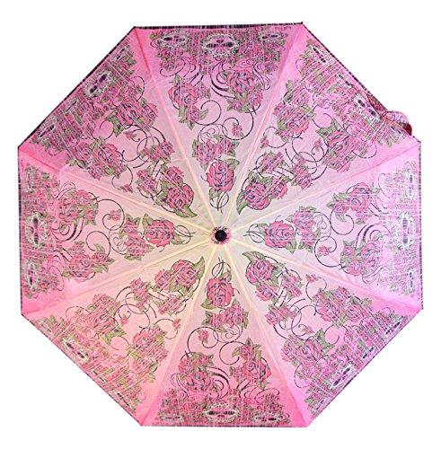 Karma Gifts Travel Umbrella Skull