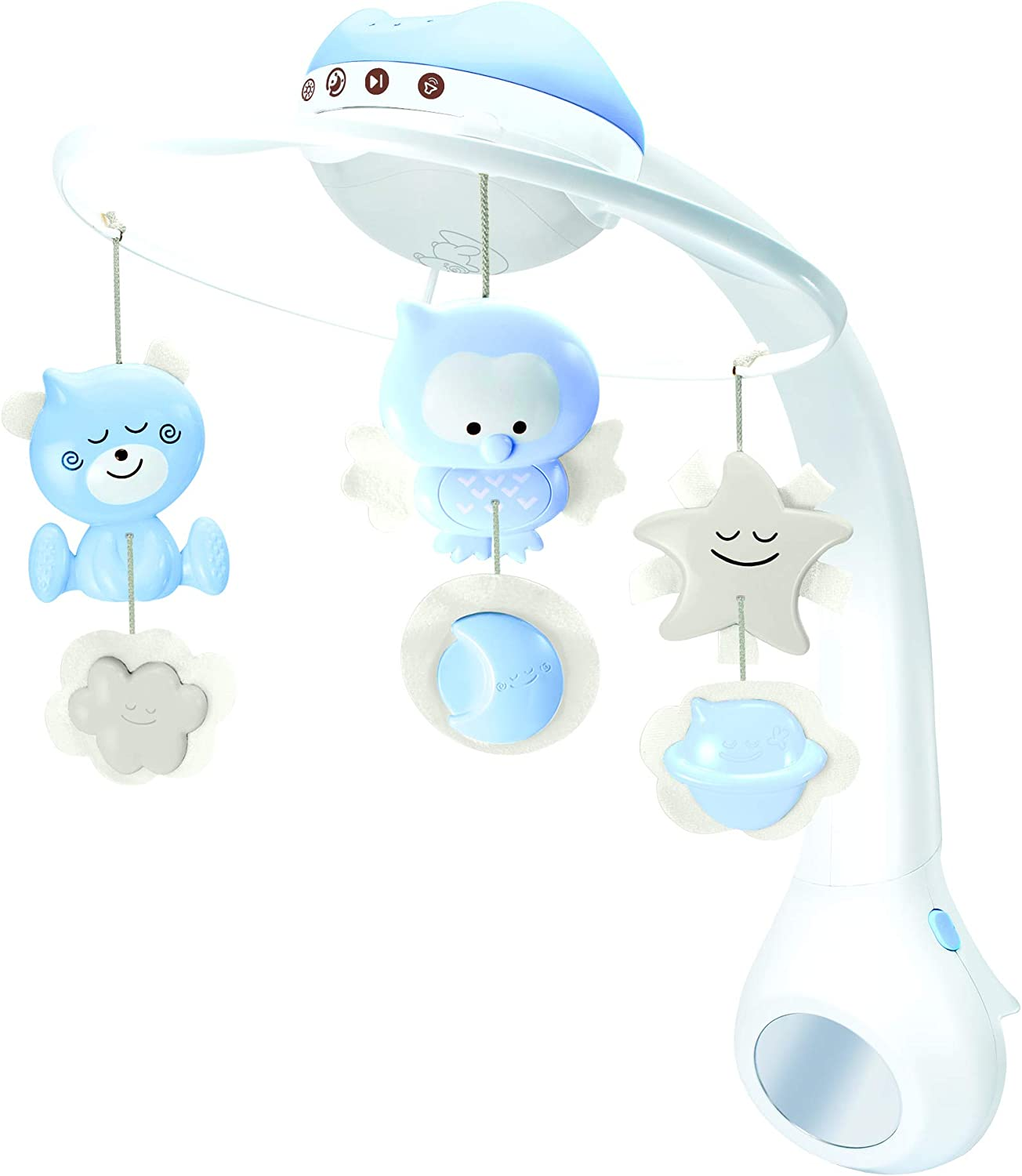 Infantino Music Mobile 3 in 1 Blue