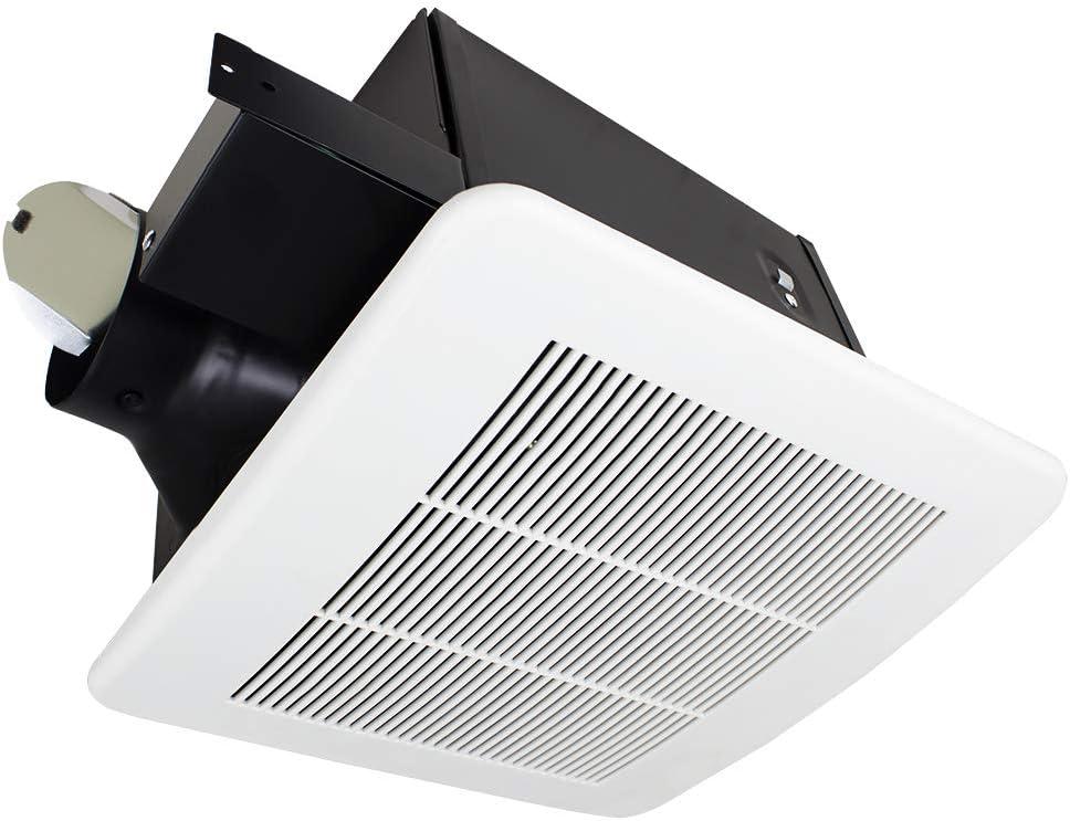 Bv Ultra Quiet 150 Cfm 2 0 Sones Bathroom Ventilation Exhaust Fan Amazon Com